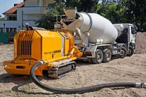 Concrete Pumping London